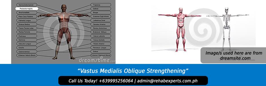 Vastus Medialis Oblique Strengthening